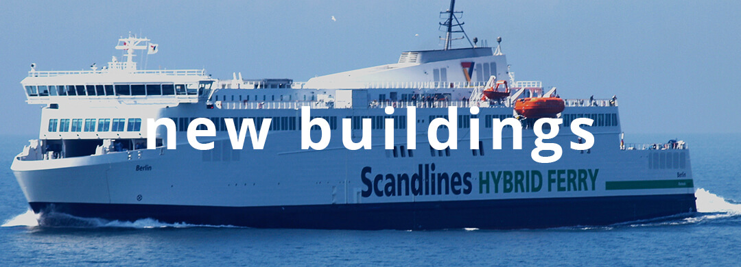 New building, Scandlines